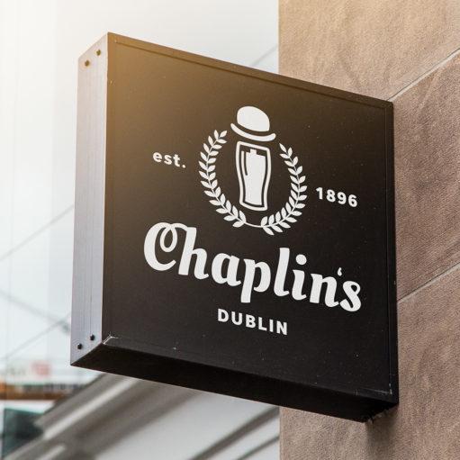 Chaplin's Logo Showcase